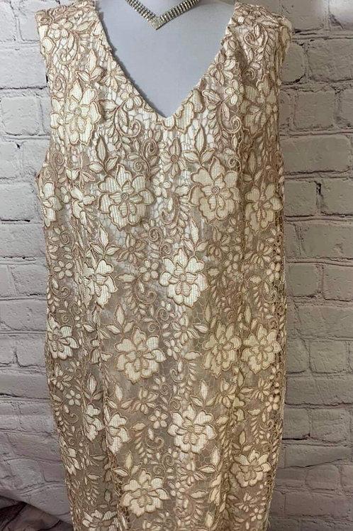 Gina Bacconi lace dress size 26