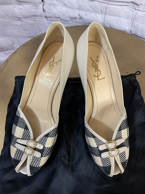 YSL size 38.5 shoes