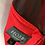 Thumbnail: Hobbs red dress size 10 like new
