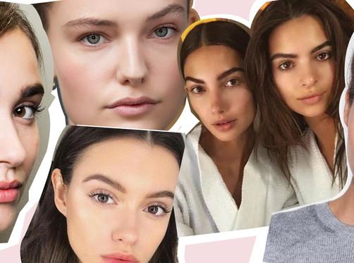 5 pasos para lograr un no makeup-makeup