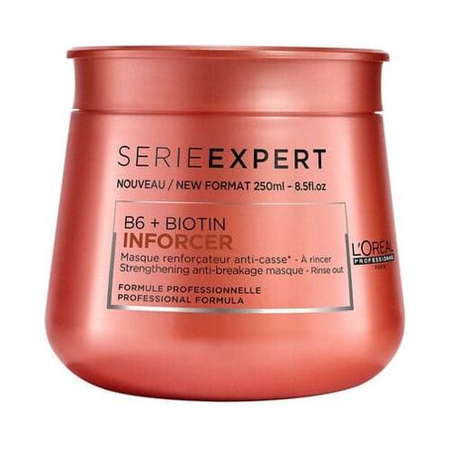 L´OREAL PROFESSIONEL INFORCER MASQUE. Mascarilla de tratamiento para reforzar cabellos resquebradizos.