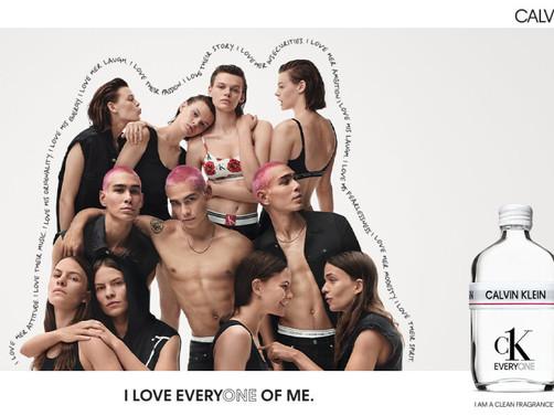CK EVERYONE, la primer fragancia clean y vegana de Calvin Klein