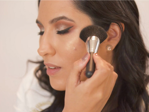 Inspirate con nuestro makeup para estas fiestas