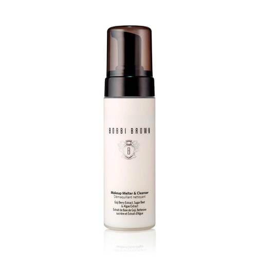 BOBBI BROWN MAKEUP MELTER & CLEANSER. Limpiador en espuma para retirar efizcamente el maquillaje, ideal para todo tipo de piel.