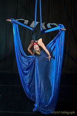 Soda City Cirque Aerial Silks