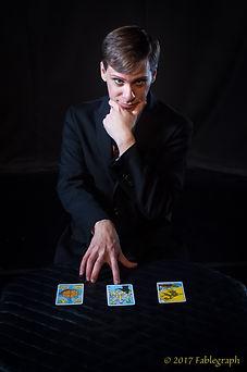Soda City Cirque Tarot Cards