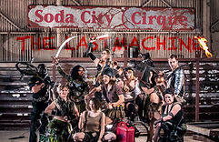 Soda City Cirque