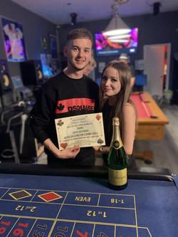 Shane & Megan $80,000 Chips