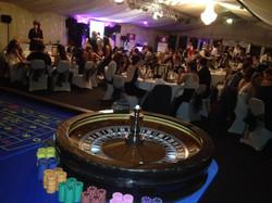 Casino Size Roulette Wheel