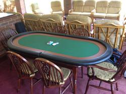 Smaller Poker table
