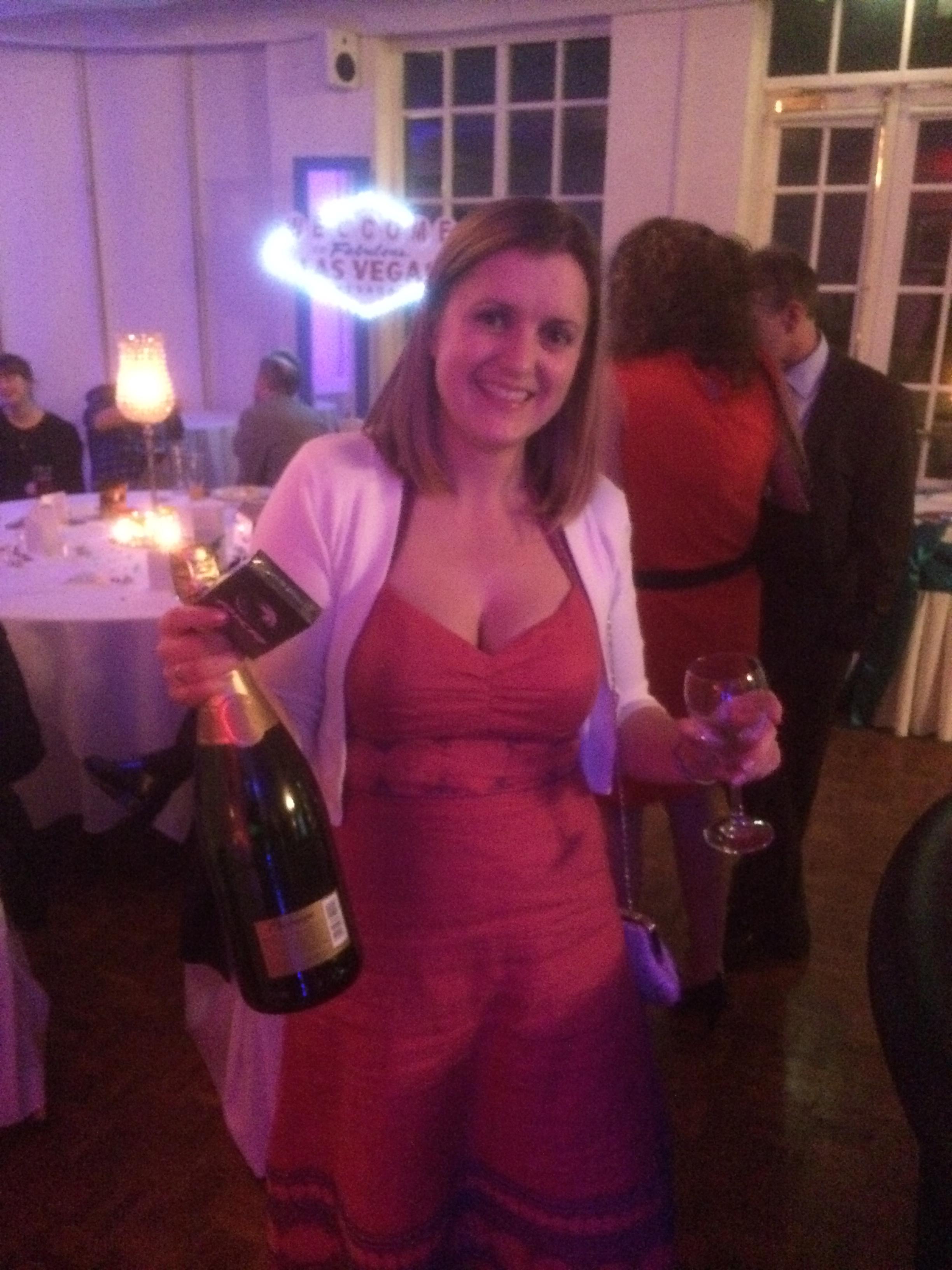 Winner in Warwick House