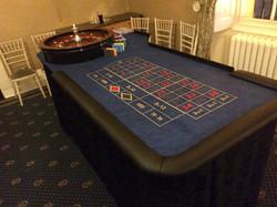 1 Piece Roulette Table