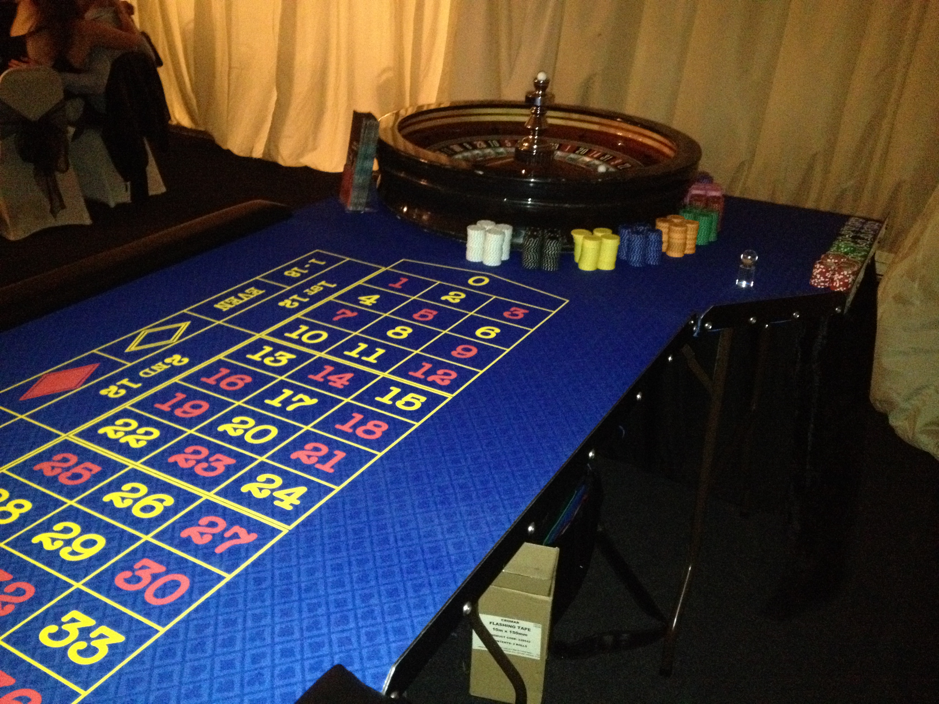 Great looking Casino Tables