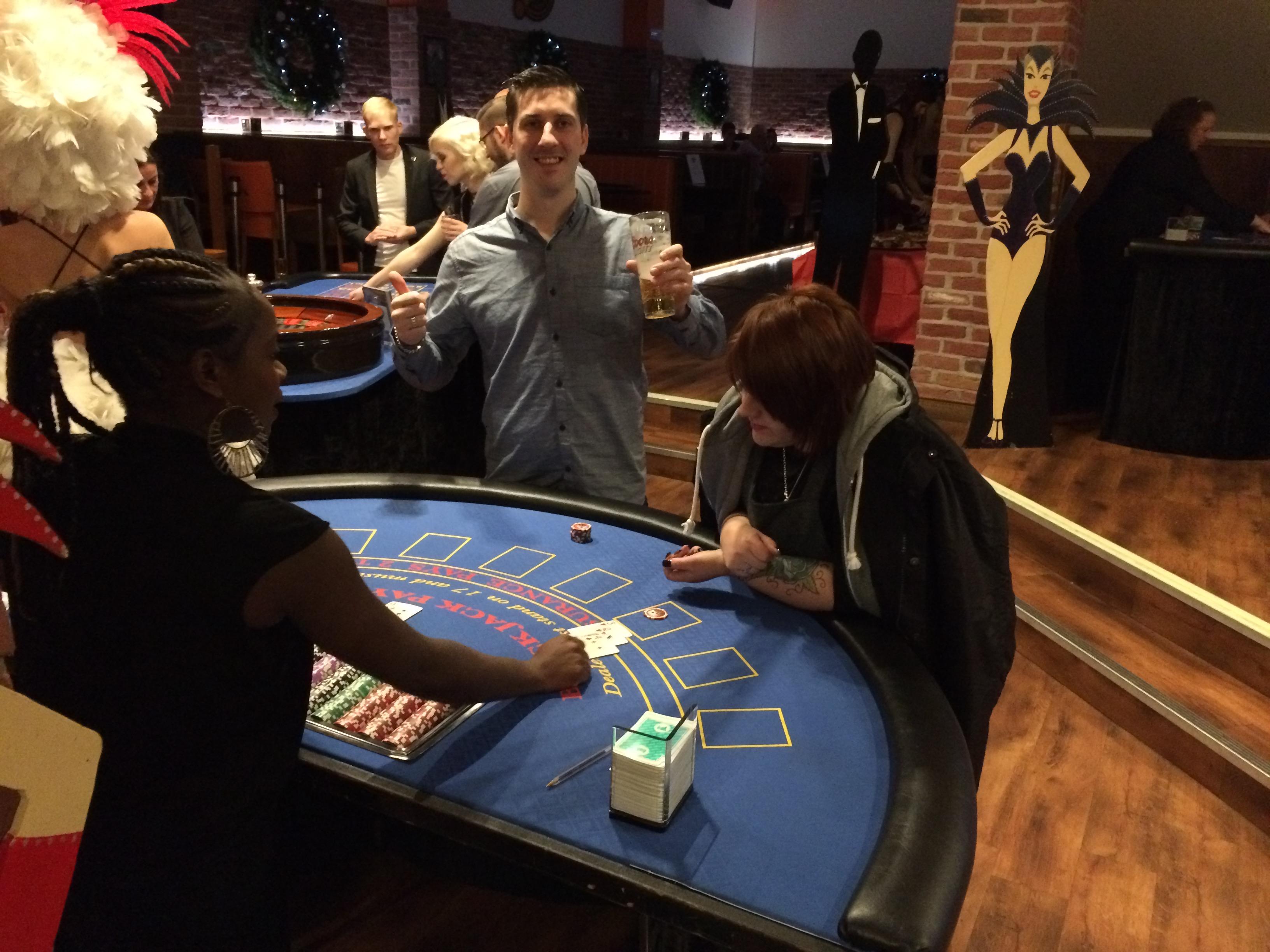 Midland Casino Hire Media Fun Casino Hire Video