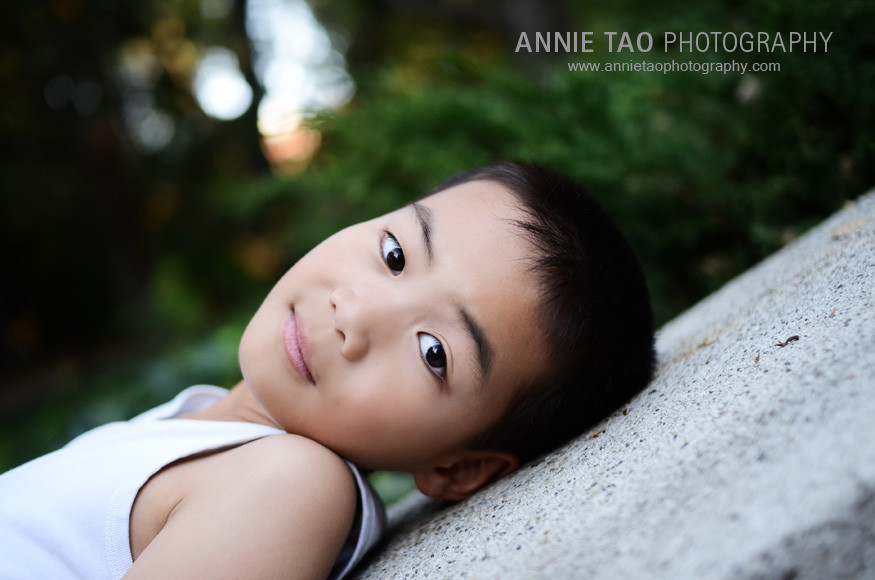 East-Bay-lifestyle-family-photography-boy-laying-on-cement