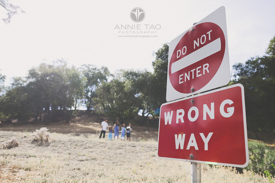 Bay-Area-lifestyle-family-photography-family-behind-DoNotEnter-sign