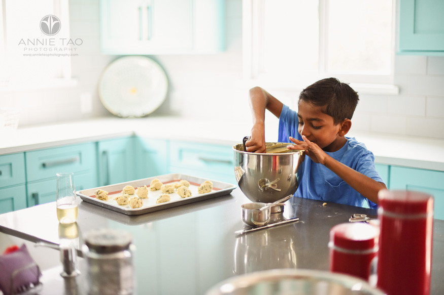 East-Bay-lifestyle-home-photography-young-boy-making-cookies