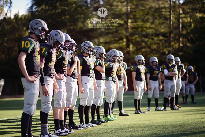 Bay-Area-Los-Altos-Commercial-Photography-high-school-football-team-line-up