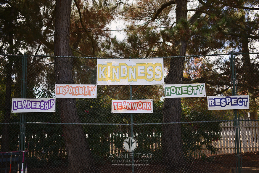 Bay-Area-Los-Altos-Commercial-Photography-signs-of-core-traits-on-fence