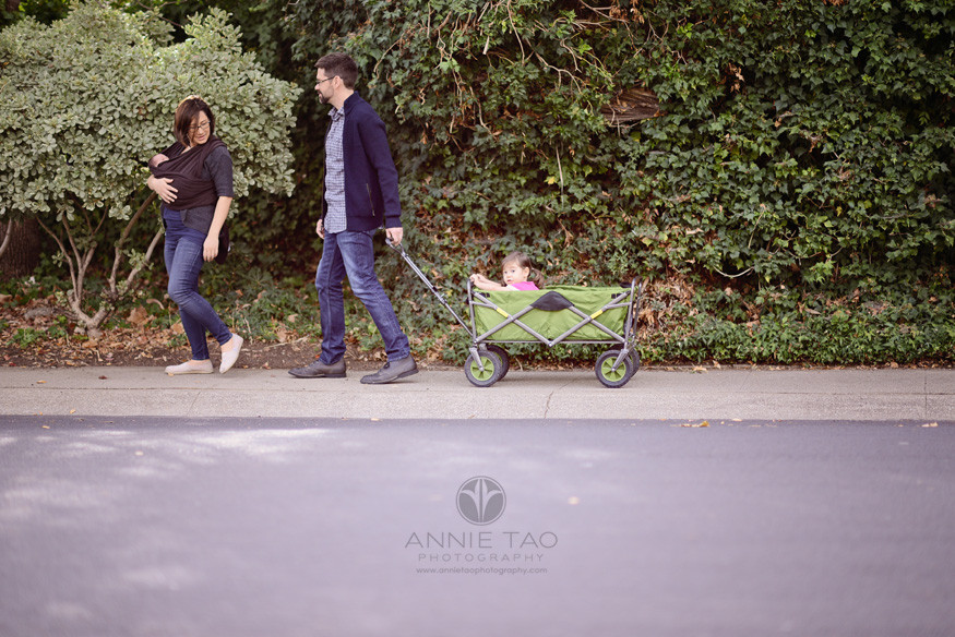 East-Bay-lifestyle-family-photography-family-walking-in-neighborhood