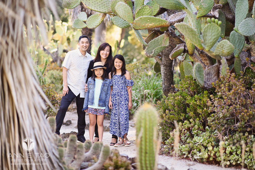 San-Francisco-Bay-Area-lifestyle-family-photography-standing-in-cactus-garden