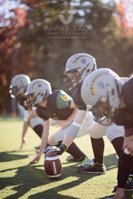 Bay-Area-Los-Altos-Commercial-Photography-high-school-football-team-starting-position