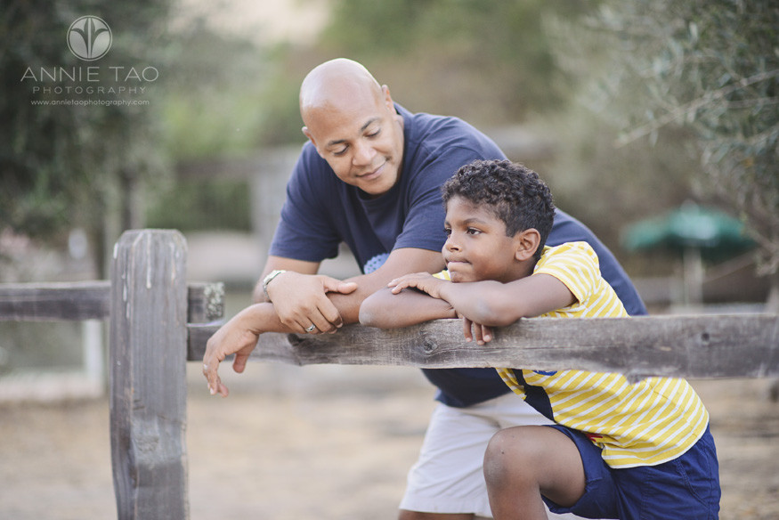 Bay-Area-Los-Altos-lifestyle-family-photography-father-looking-at-son