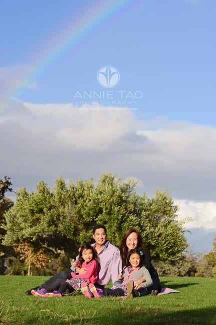 bay-area-lifestyle-family-photography-rainbow-photobombs-family-after-rain