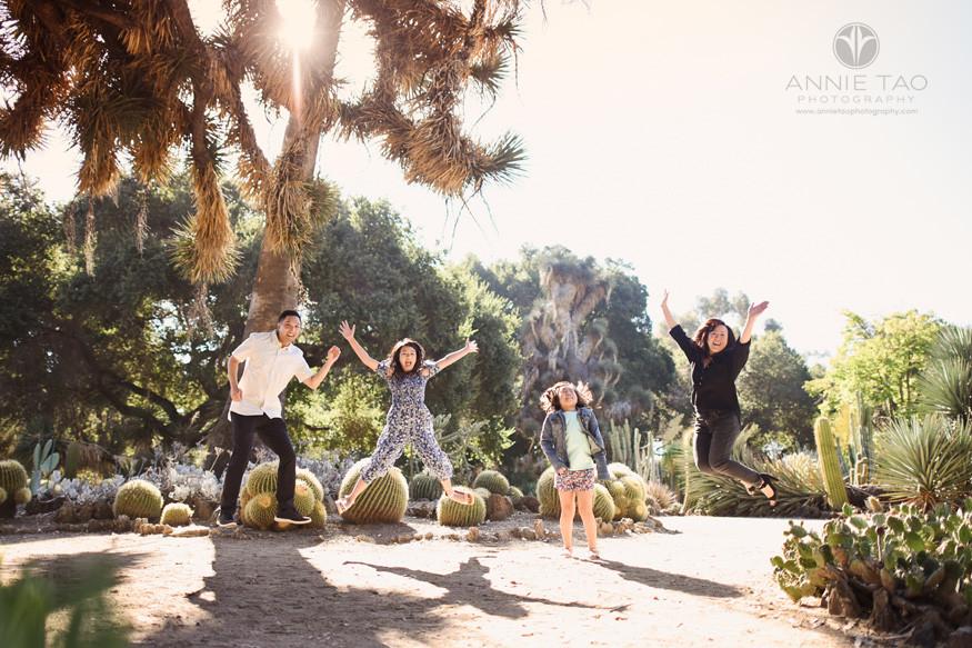 San-Francisco-Bay-Area-lifestyle-family-photography-jumping-around-cacti