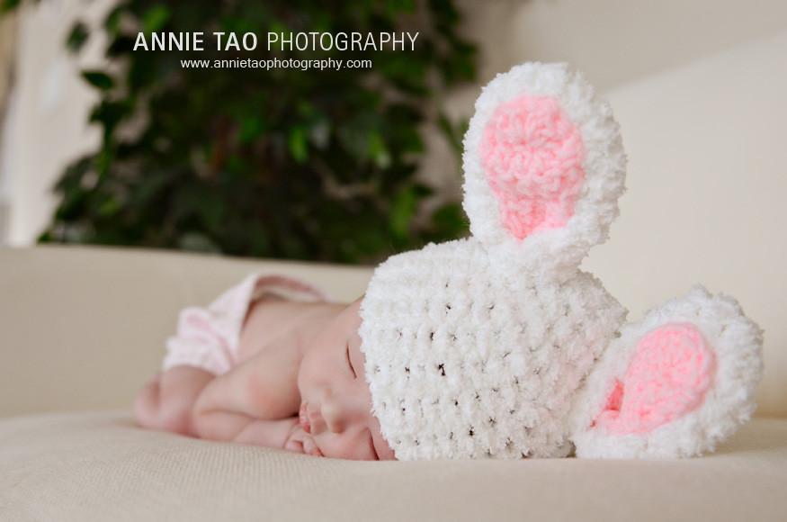 San-Francisco-Bay-Area-Newborn-Photography-baby-wearing-bunny-ears-hat