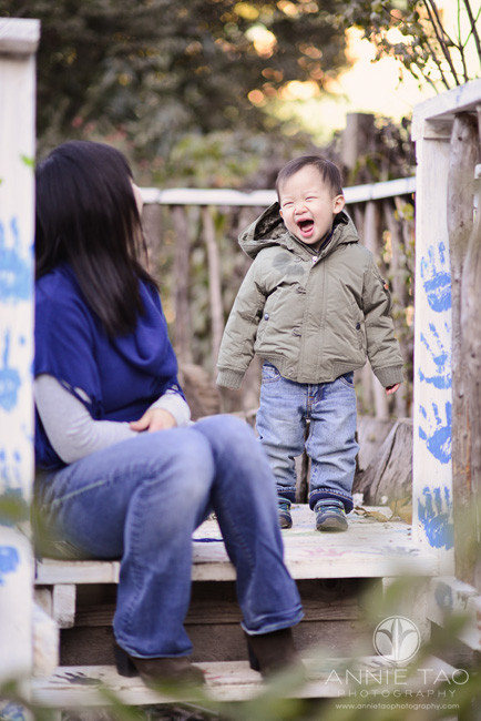 Bay-Area-lifestyle-children-photography-laughing-toddler-boy-in-winter-coat