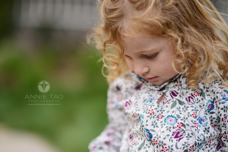 Bay-Area-Palo-Alto-lifestyle-children-photography-toddler-girl-looking-downward