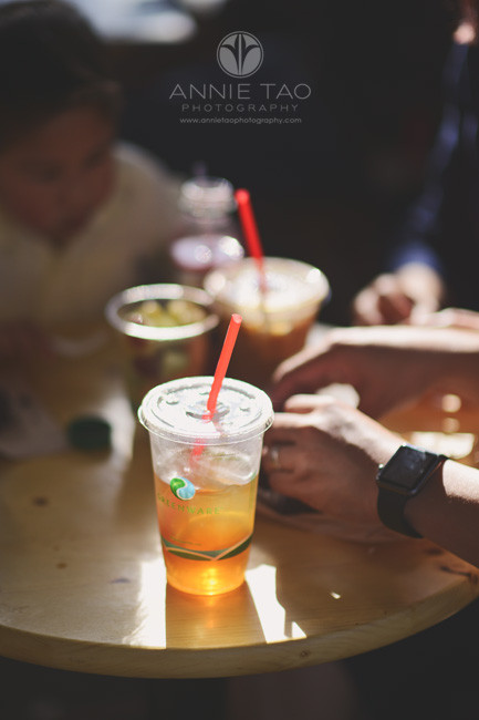 East-Bay-lifestyle-family-photography-greenware-cup-of-iced-tea