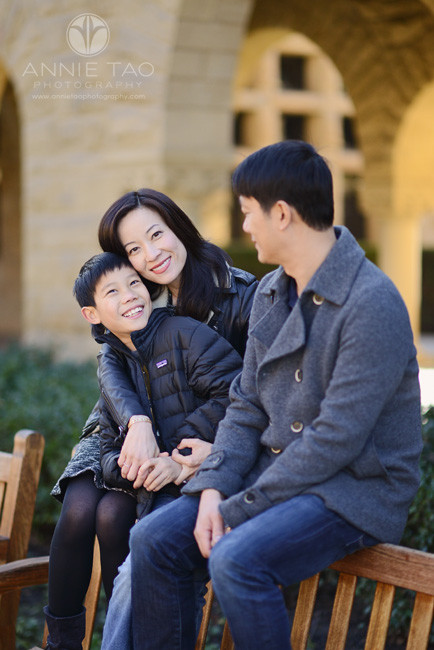 Bay-Area-Palo-Alto-family-photography-mother-hugging-son-while-sitting-with-dad