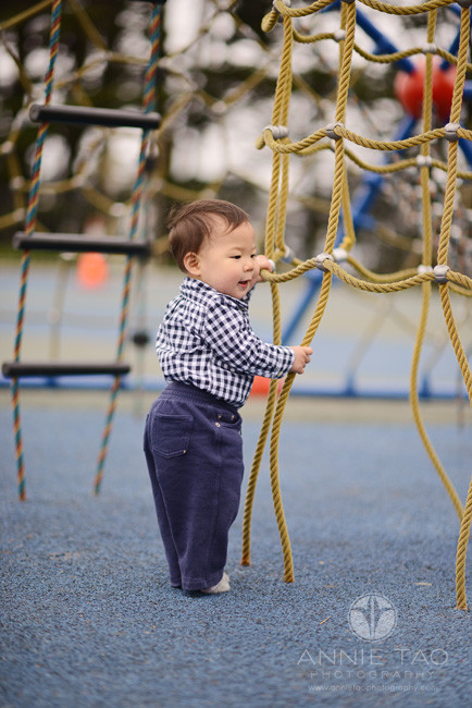 San-Francisco-lifestyle-baby-photography-baby-boy-standing-at-play-structure