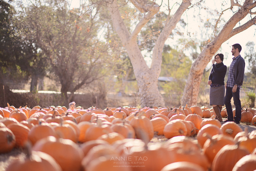 East-Bay-lifestyle-baby-photography-baby-sitting-in-field-of-pumpkins