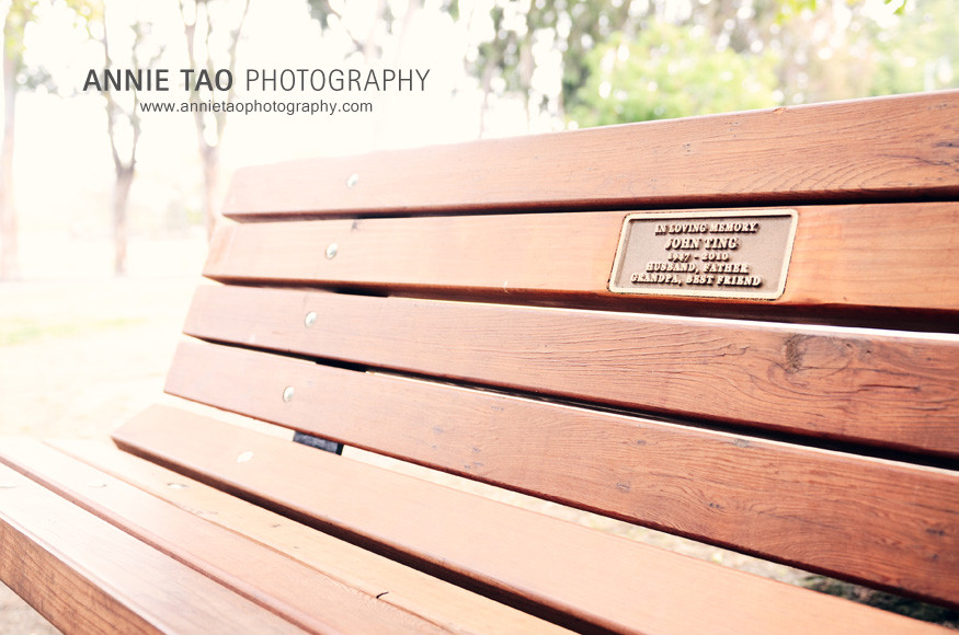 San-Mateo-lifestyle-family-photography-Memorial-Bench