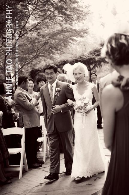Los-Altos-Wedding-Photography-bride-and-dad-procession