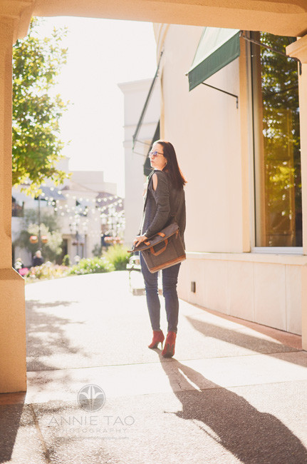 east-bay-lifestyle-product-photography-annie-tao-walking-with-camera-bag