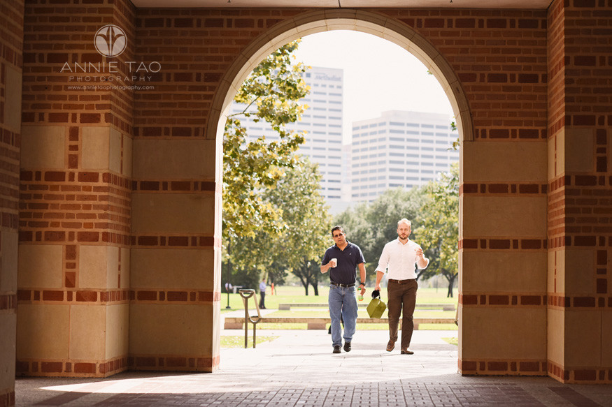 Houston-commercial-photography-professors-walking-to-class