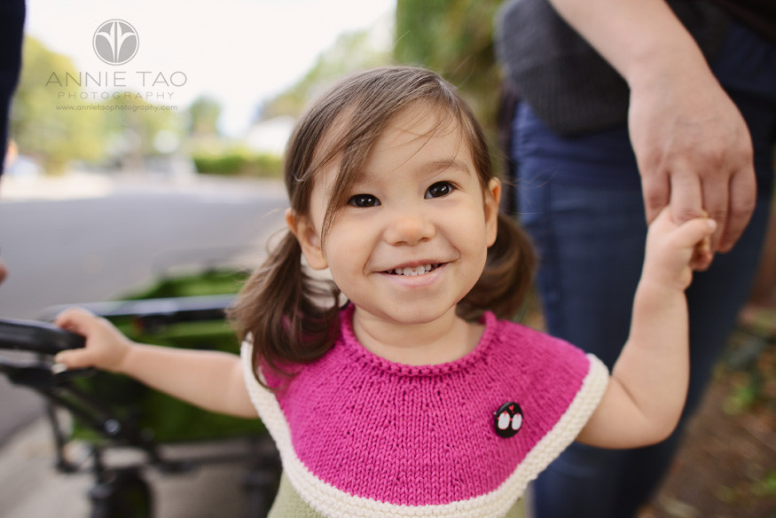 East-Bay-lifestyle-children-photography-toddler-girl-smiling-big-closeup