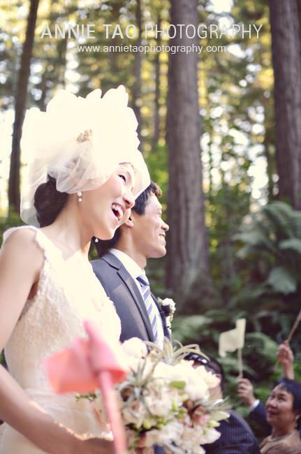 Los-Altos-Wedding-Photography-groom-and-bride-recession