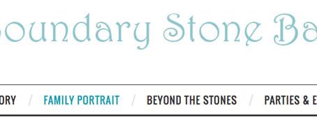 Published on Boundary Stone Baby
