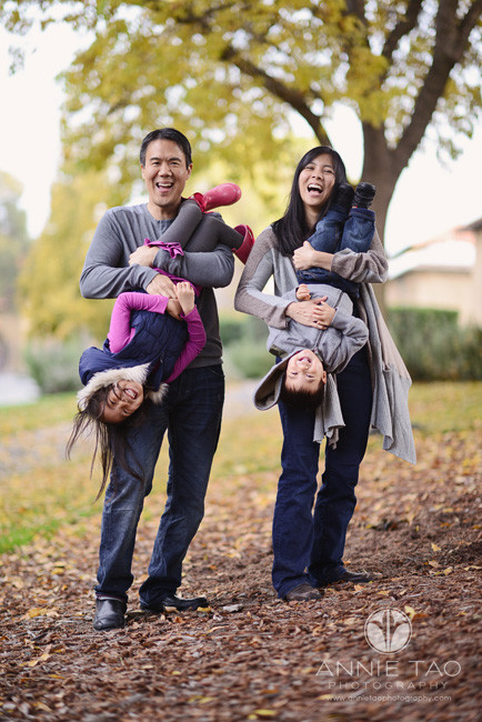 Bay-Area-Palo-Alto-lifestyle-family-photography-parents-holding-their-children-upside-down