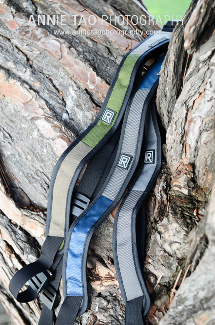 BlackRapid-W1-camera-strap-exclusive-colors-laying-on-a-tree