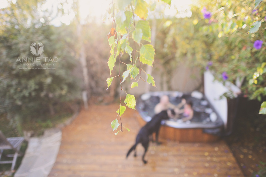 East-Bay-lifestyle-family-photography-backyard-hot-tub-fun