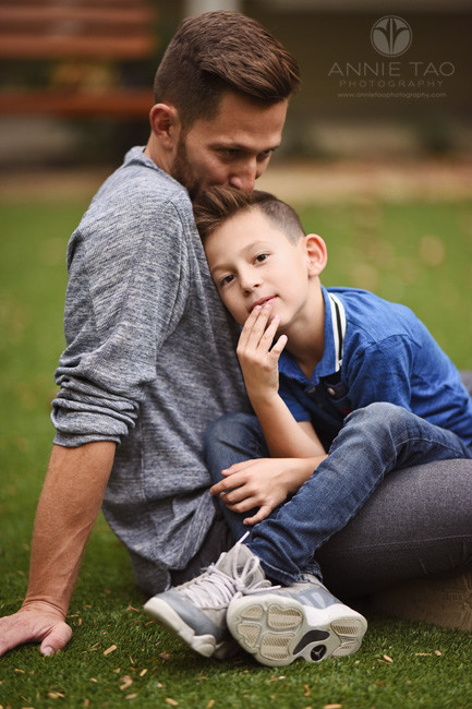 San-Francisco-Bay-Area-commercial-photography-lifemoves-young-boy-melted-into-fathers-lap
