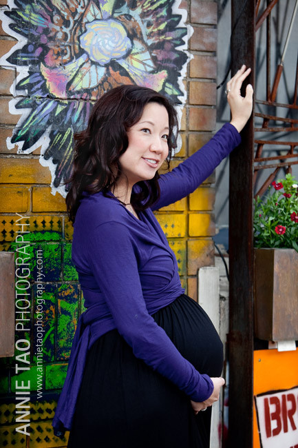 Annie Tao Maternity Session