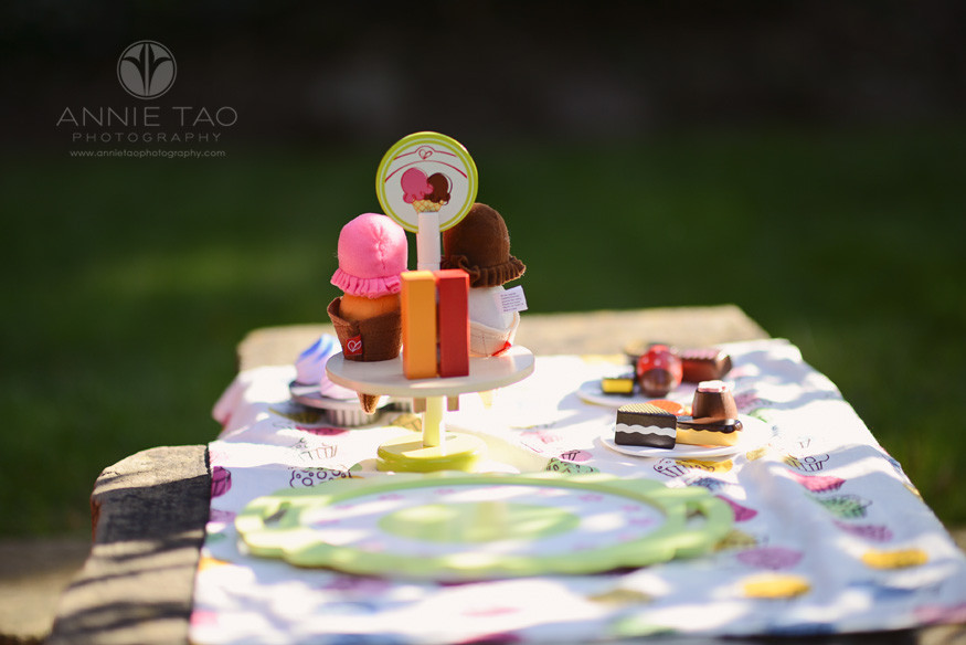 San-Francisco-Bay-Area-Peninsula-lifestyle-photography-pastry-and-fondue-toy-set-up