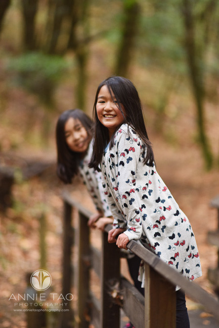 Bay-Area-lifestyle-children-photography-girl-leaning-on-bridge-rail